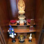 家具調仏壇 仏具の配置並べ方