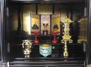 東本願寺小さい仏壇