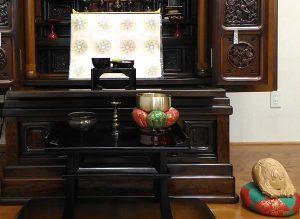 浄土宗仏壇飾り
