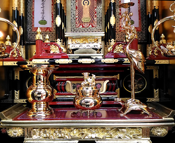 浄土真宗仏具の違い比較
