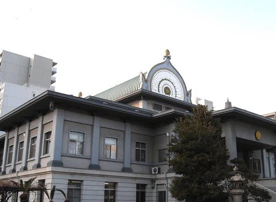 本願寺派名古屋別院