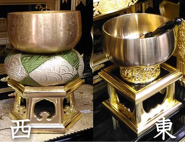 西本願寺の仏具