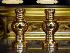 東本願寺の仏具華瓶