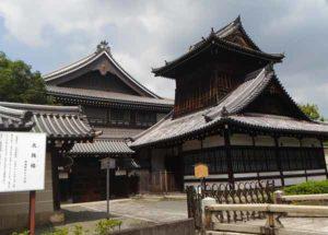 本願寺の太鼓楼