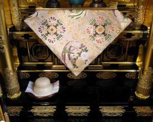 仏壇飾り方お餅の場所