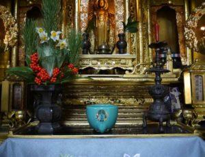 浄土真宗正月の仏壇の飾り方