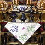 浄土真宗の打敷の掛け方 飾り方と由来