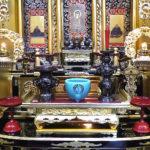 浄土真宗本願寺派(西本願寺)普段の仏壇の飾り方、仏具の配置