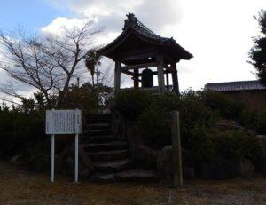 高須別院梵鐘