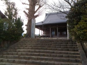 高須別院石段