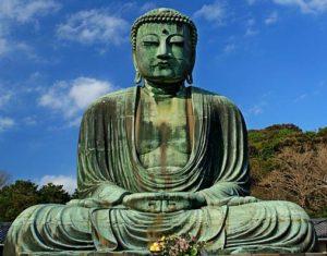 鎌倉の大仏は阿弥陀様