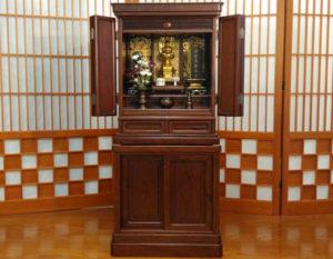 お仏壇の向き方角