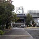 浄土真宗本願寺派の名古屋別院へ行ってきました
