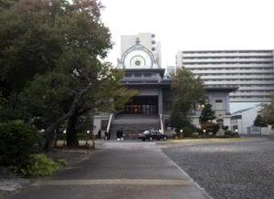 名古屋別院本堂
