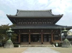 永代経東別院本堂
