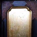 お仏壇の金箔部分を洗浄する方法 グリター編