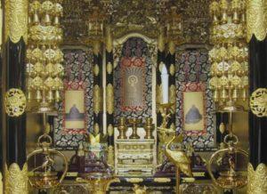 仏壇の電気が全部つかない