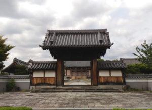 三河別院正門