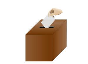 総代会投票